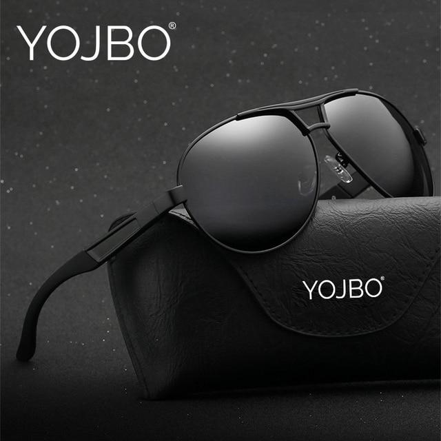 beb834b8e01 YOJBO Sunglasses Men Polarized 2018 Luxury Vintage Gafas De Sol Points  Women Oversized Driver Sun Glasses Brand Designer Eyewear