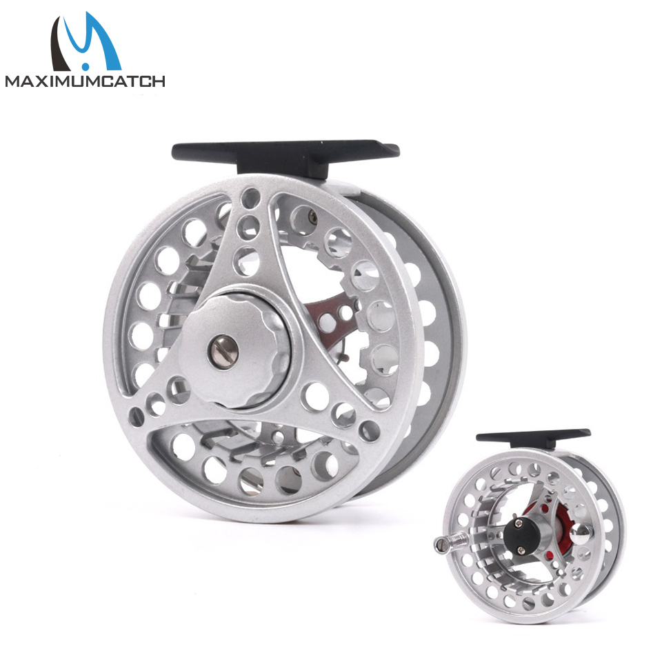 Aliexpress Com Buy Maximumcatch New Fly Fishing Reel 5