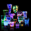 Remanbar Induction luminous color Wineglass Beverage cup creative gifts wedding decoration party decoration