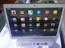 Mejor 9.7 pulgadas tablet pc tarjeta dual sim 3G tablet pc mtk6592 Quad core 3g teléfono 2 GB RAM 16G ROM de Doble Cámara GPS Bluetooth FM Wifi