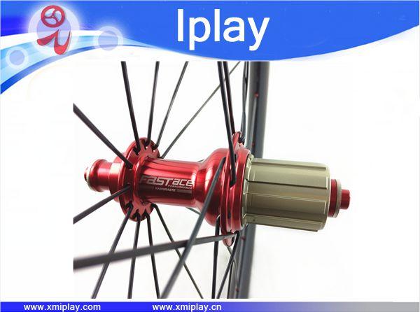 Дешевые FASTace RA209 ступицы дорожный Карбон клинчерное колесо колеса для шоссейного велосипеда 60 мм углеродный велосипед гоночная пара колес б... - 2