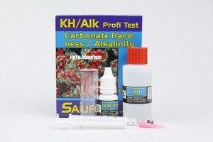 Image 4 - Kit de prueba para tanque de arrecife de agua de potasio, Salifert Ca calcio Cu I2 KH Mg NH4 amoniaco NO2 nitrito NO3 nitrato PH PO4 Sr