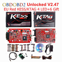 Main Unit KESS V2 25 KESS V2 OBD2 Manager Tuning Kit HW V4 036 No Tokens