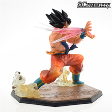 Mini Goku Action Model (13 CM)