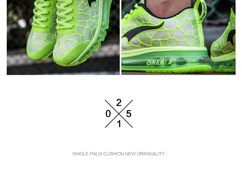 Hotsale ONEMIX 17 cushion sneaker original zapatos de mujer women athletic outdoor sport shoes female running shoes size 36-40 8