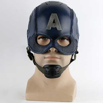 2016 Movie Superhero Helmet Captain America Civil War Helmet Mask Cosplay Steven Rogers Halloween Helmet For Collection - DISCOUNT ITEM  15% OFF All Category