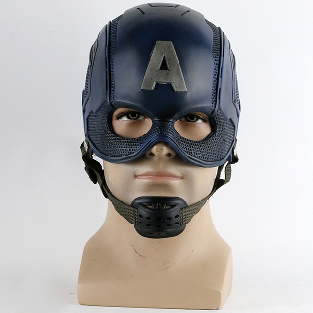 Aliexpresscom  Buy 2016 Movie Superhero Helmet Captain America