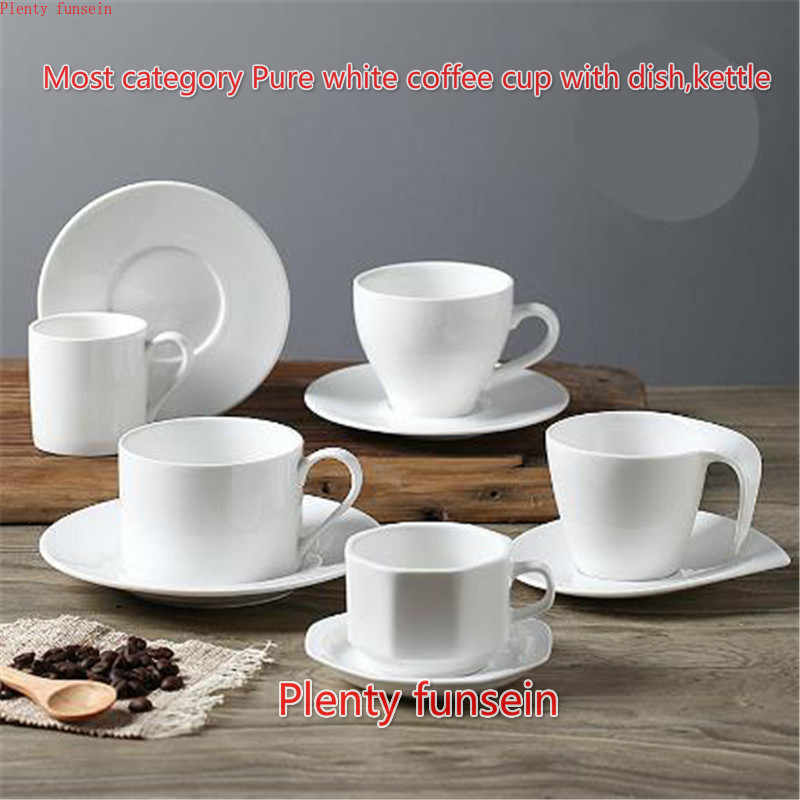 a42802624c1 Detail Feedback Questions about Luxurious Highend Pure white Coffee ...