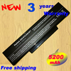 5200mAh 6 cells laptop battery For Asus A72 K72 K73 N71 N73 X77 Series, Replace: A32-K72 A32-N71 free shipping