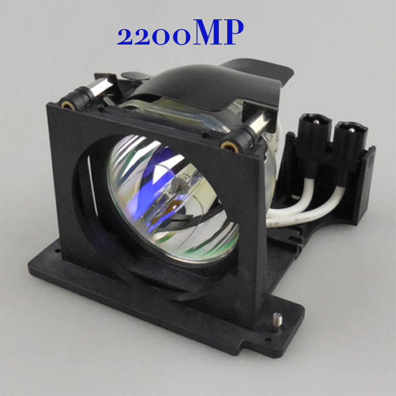 Free Shipping Replacement projector bulb With Housing 730-11199 For DELL 2200MP Projector
