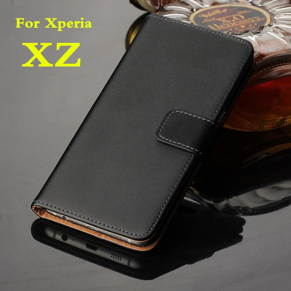 Για θήκη κάλυψης Sony XZ Premium PU δερμάτινο - Ανταλλακτικά και αξεσουάρ κινητών τηλεφώνων - Φωτογραφία 1