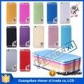 Metal Housing Back Battery Door Cover Multicolor For Iphone 6G 4.7 Repair parts +Tool