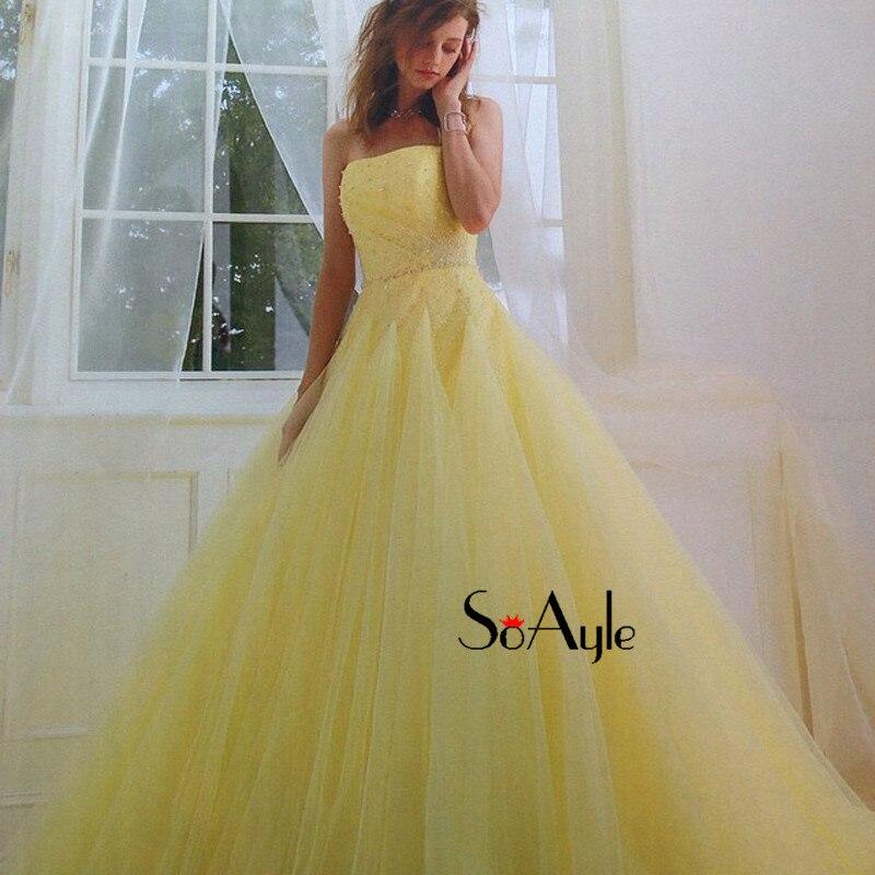 3f0eea154 SoAyle Ball Gown Strapless Quinceanera Dresses Beading Vestidos De Festa  Vestidos de 15 Anos Girl s Grey Large Dresses-in Quinceanera Dresses from  Weddings ...