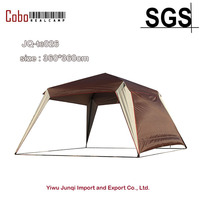 6 8Person Family Outdoor Garden BBQ Party Trap Tent Shelter Canopy With Sidewall