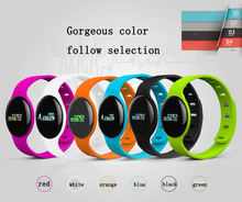 hot selling bluetooth movement health monitoring smart wristband,android and ios call reminder intelligent bracelet