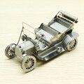 Zoyo Retro DIY brinquedo 3D Laser Cut modelos Metal 3D Puzzle Kits de brinquedos quebra-cabeças para crianças