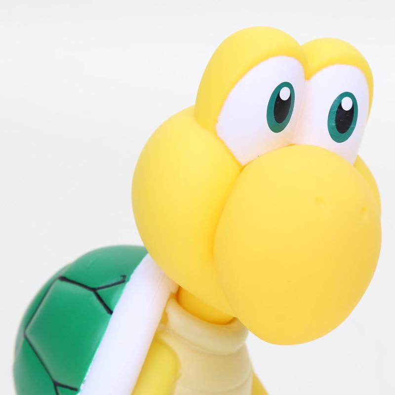 Super Mario Bros Action Figures 15cm 13