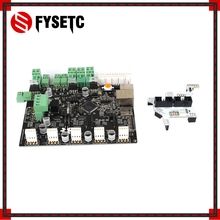 3D Printer Smoothieboard 5X 5XC V1.1 ARM Open Source Motherboard 32 Bit Control Board With Full Graphic LCD Adapter Module