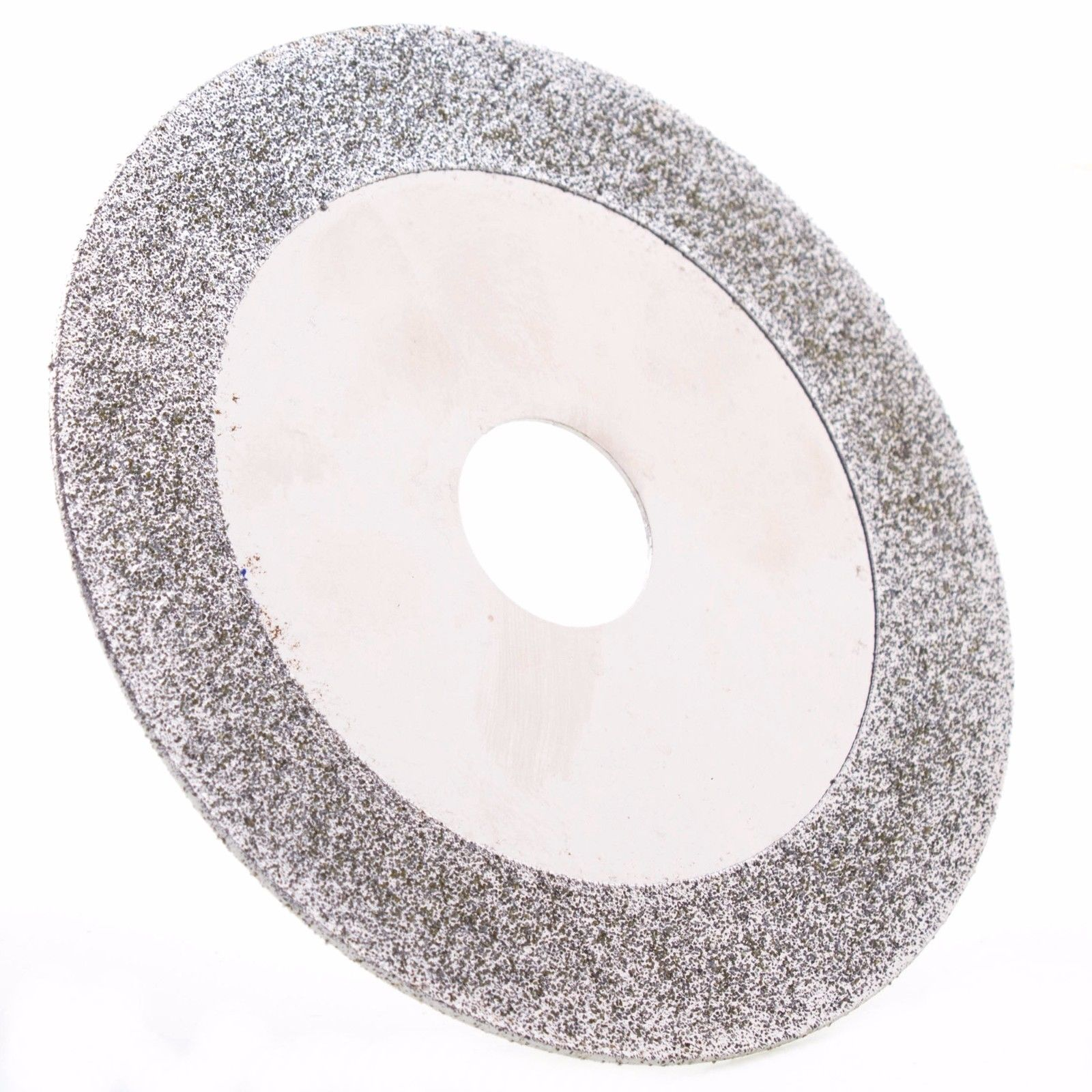 "4/"" inch 100mm Diamond Grinding Wheel Disc Coated Grit 60 Stone Tools for Grinder"