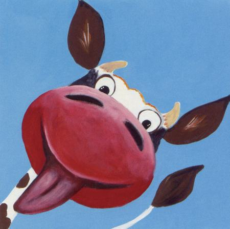 Cow Wall Art popular cow wall art-buy cheap cow wall art lots from china cow