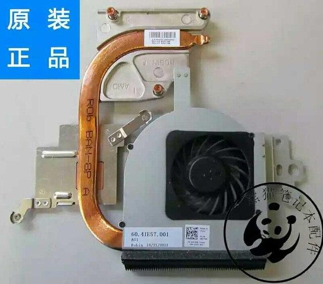 Laptop Graphics Heatsink&Fan for DELL 15R M5110 M5110R MF60090V1-C320-G99 DP/N: 0XCT08 XCT08