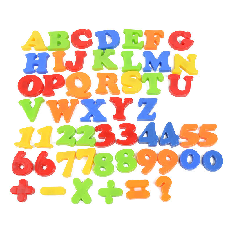 Magnetic Writing Drawing Box Boards Children/'s Alphabet and Number Learning Sets