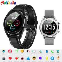 DT28 мужские Смарт-часы IP68 Водонепроницаемые часы Pay men t ЭКГ монитор сердечного ритма фитнес-трекер Браслет Смарт-браслет спортивные наручные часы