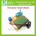 Frete Grátis 1 pcs LCR-T4 Mega328 Transistor Tester Diode Triode Capacitância ESR Medidor MOS/PNP/NPN L/C/R Bem Trabalhando