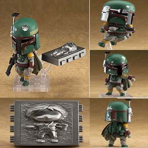 706 Star Wars Toy Episode V The Empire Strikes Back Boba Action Figure Model For Kids Toys Gifts