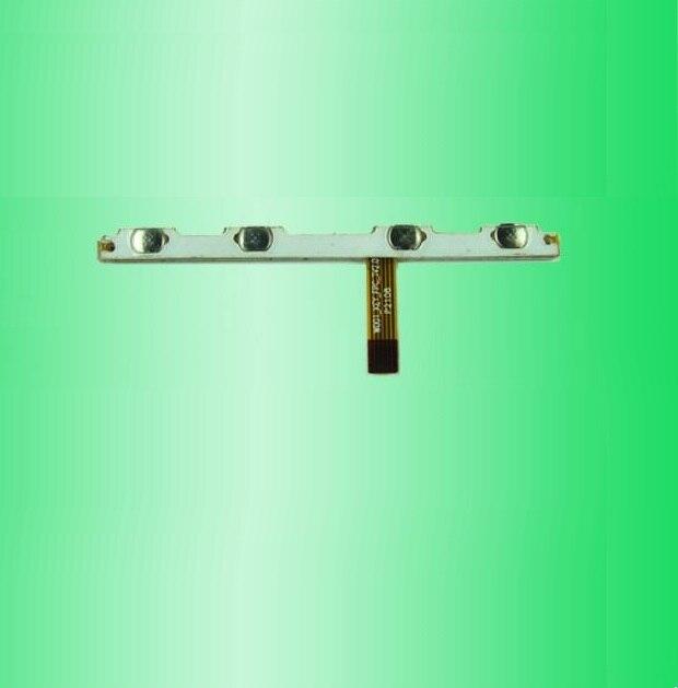 New 100% Original switch on off Power Volume button Flex cable For teclast P88 quad-core 8.0 conductive flex cable with sticker