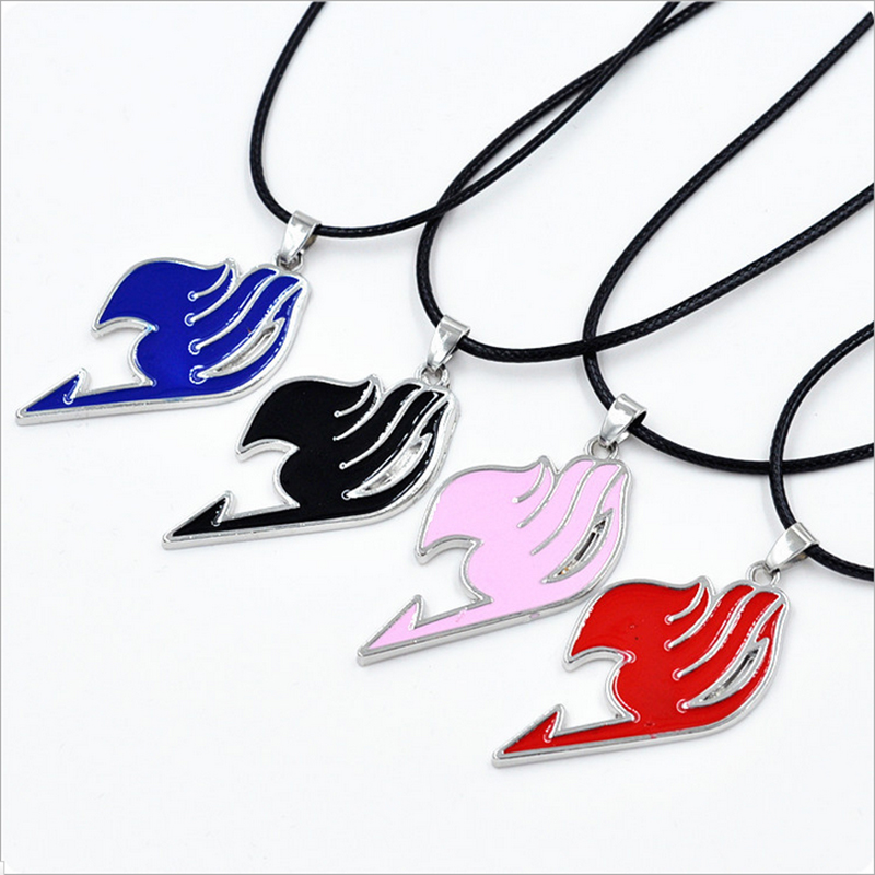 Hot slae women men cosplay anime fairy tail natsu dragneel guild hot slae women men cosplay anime fairy tail natsu dragneel guild pendant necklace gift free shipping in pendant necklaces from jewelry accessories on aloadofball Gallery