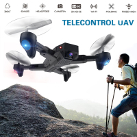 Intelligent 2 4GHz 2 0Mp HD Camera Drone Aircraft Quadcopter UAV 120 Wide Angle Lens 360degree