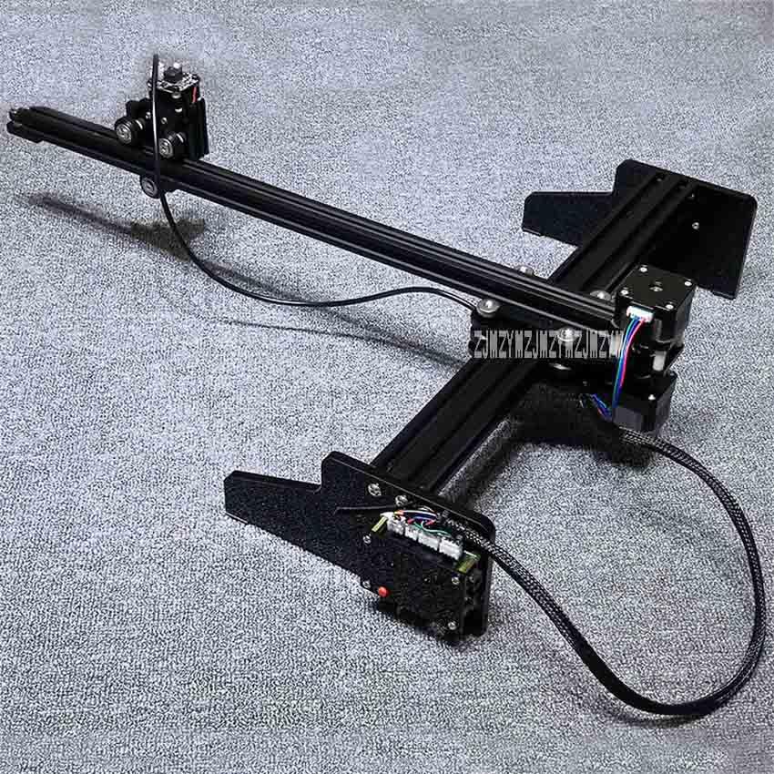MN1704 Multifunctional Portable Laser Engraving Machine Small DIY High-power Logo Marking Laser Engraving Machine 12V (36*40cm)