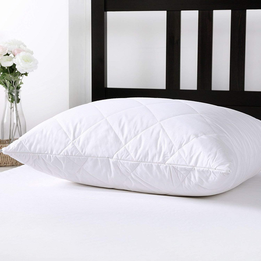 quilted pillow protectorjpg (2)
