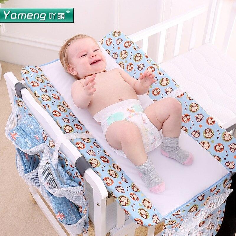 Acrymene детские пеленки стол уход за ребенком складной чистящий стол многофункциональная одежда изменить сенсорный стол удобно