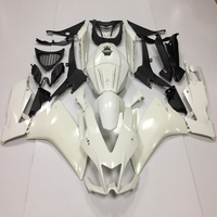 For Aprilia RS4 125 2012 ABS Plastic Unpainted Injection Fairing Bodywork Kit Motorcycle Accessories