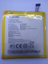 New High Quality TLp025DC /TLp025D2 0mAh Battery for  Alcatel Pixi 4 6.0 OT 9001A 9001X 9001D 8050D OT-8050  Cell phone все цены