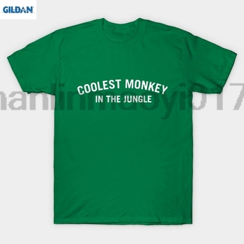 GILDA Coolest Monkey in the Jungle - Controversial meme T-Shirt see through angel shirt