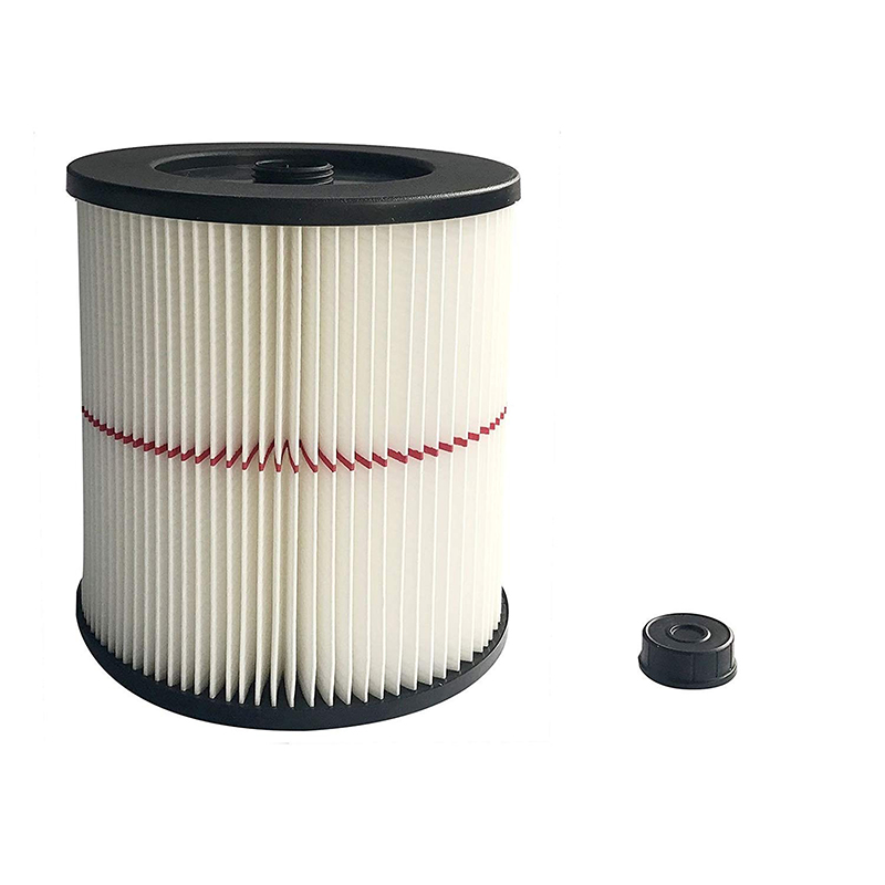 1x Air Filter Cartridge For Shop Vac Craftsman 17816 9-17816 5,6,9,12,16 Gallon