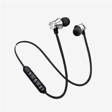 Nova XT11 Magnetic mini Sem Fio Bluetooth Fones De Ouvido com Microfone Para iPhone Samsung fone de Ouvido Para Huawei Xiaomi LG Andriod ios telefones