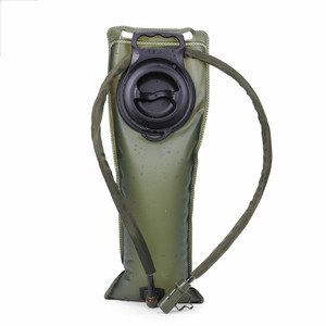Image 3 - 2L/3L Water Bag Military TPU Hydration Bladder Camping Hiking Climbing Bicycle Outdoor Sport Gear Accessories