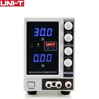 UNI-T UTP3313TFL DC Power Supply Single 3 Digits Display Channel Current Limitation Output Voltage 0~30V Current Resolution 10mA