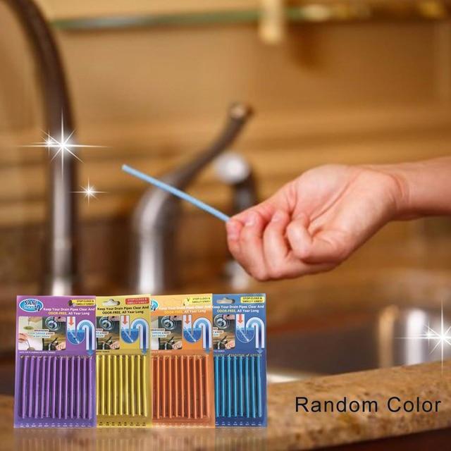 Dụng Cụ Nhà Bếp Bồn Rửa Chén Đa Năng Thông Tắc Ống Cống Với NẠO VÉT Làm Sạch Mạnh Mẽ Cần Phụ Kiện Phòng Tắm Sàn Thoát Bụi Hiện Vật