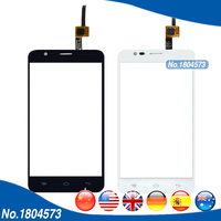 Touch Screen For Alcatel One Touch Flash 6042 OT6042 6042D Digitizer Glass Sensor Touch Panel Replacement