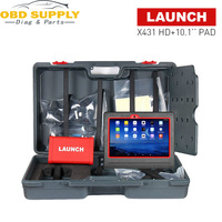 LAUNCH X431 diagnostics tool HD Heavy Duty Truck 10.1 Android ScanPad multimeters analyzers car scanner for repairing cars