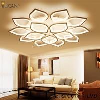 LICAN Ideal Modern Led Ceiling Lights For Living Room Study Room Bedroom Home Dec Lamparas De