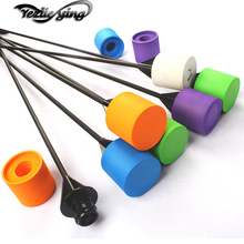 6PCS thickening EVA hybrid sponge arrow foam CS shooting game practice archery skills hunting bow multicolor