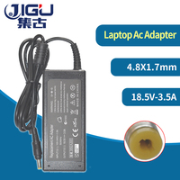 JIGU 65W 18.5V 3.5A 4.8*1.7mm Power AC Adapter Supply for hp for compaq 500 510 520 530 540 550 620 625 CQ515 Charger