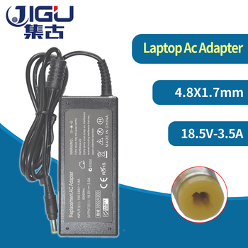 JIGU 65W 18.5V 3.5A 4.8*1.7mm Power AC Adapter Supply for hp Presario 2800CA 2801CL 2810AP C500T C399XX C300EA C302NR Charger image