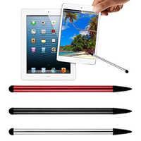 Kapazitiven Stylus Tablet Pen TouchScreen Stift Universal Stylus Für iPhone iPad Für Samsung Handy Tablet PC Tasche PC